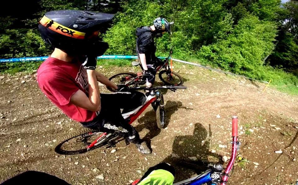 fb bike park pohorje