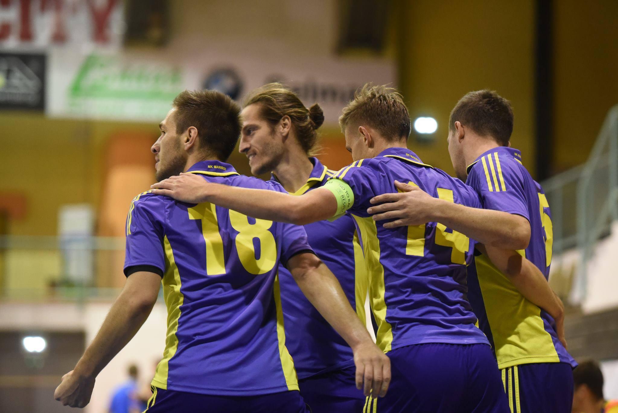FOTO: Facebook Futsal Club Maribor