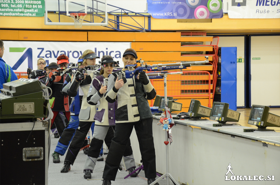 Mednarodno strelsko tekmovanje v Rušah, arhiva: Lokalec.si
