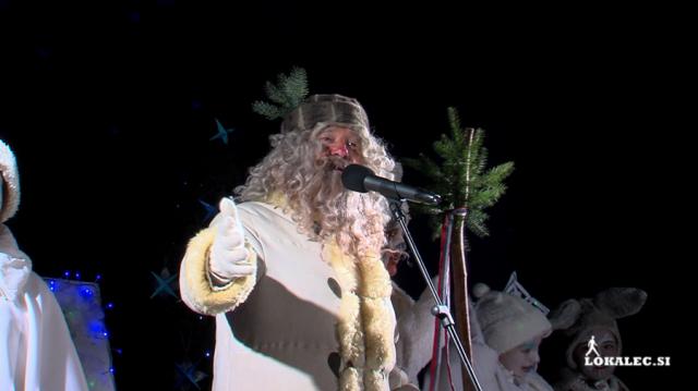 dedek Mraz, Foto: arhiva Lokalec.si