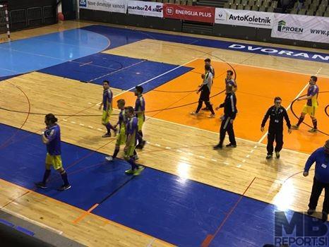 Proen Maribor: FC Litija