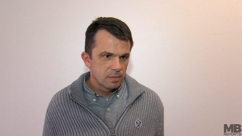Marko Plečko, vršilec dolžnosti direktorja Nigrada.