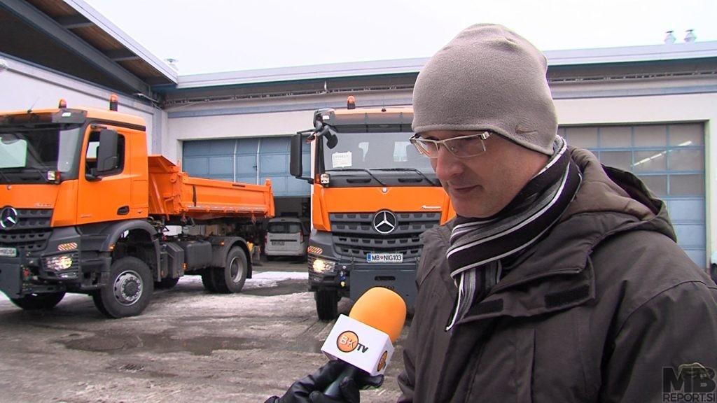 Mišo Pušnik, vodja Nigradovega avtoparka