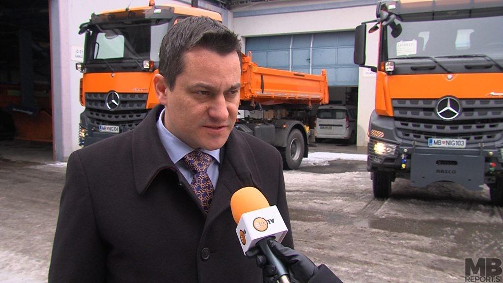 Marko Žula, direktor Nigrada
