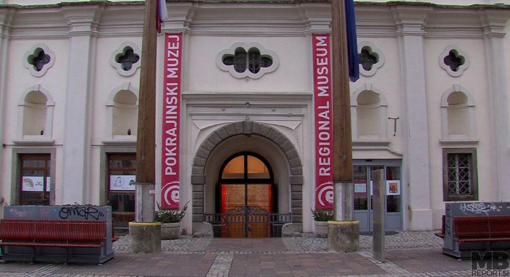 Pokrajinski muzej Maribor.