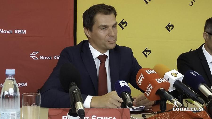 Robert Senica, Nova KBM