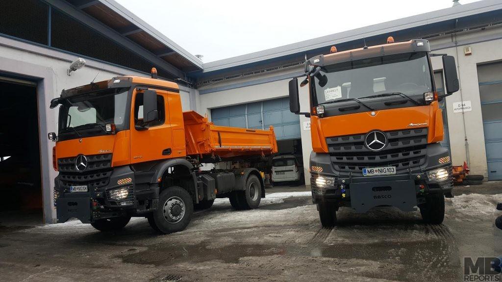 tovorno vozilo, nigrad, novo vozilo nigrada, tovornjak