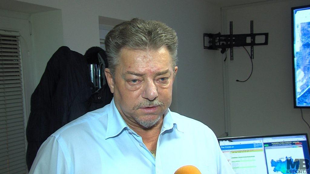 Jože Planinc, vodja zimske službe Nigrad