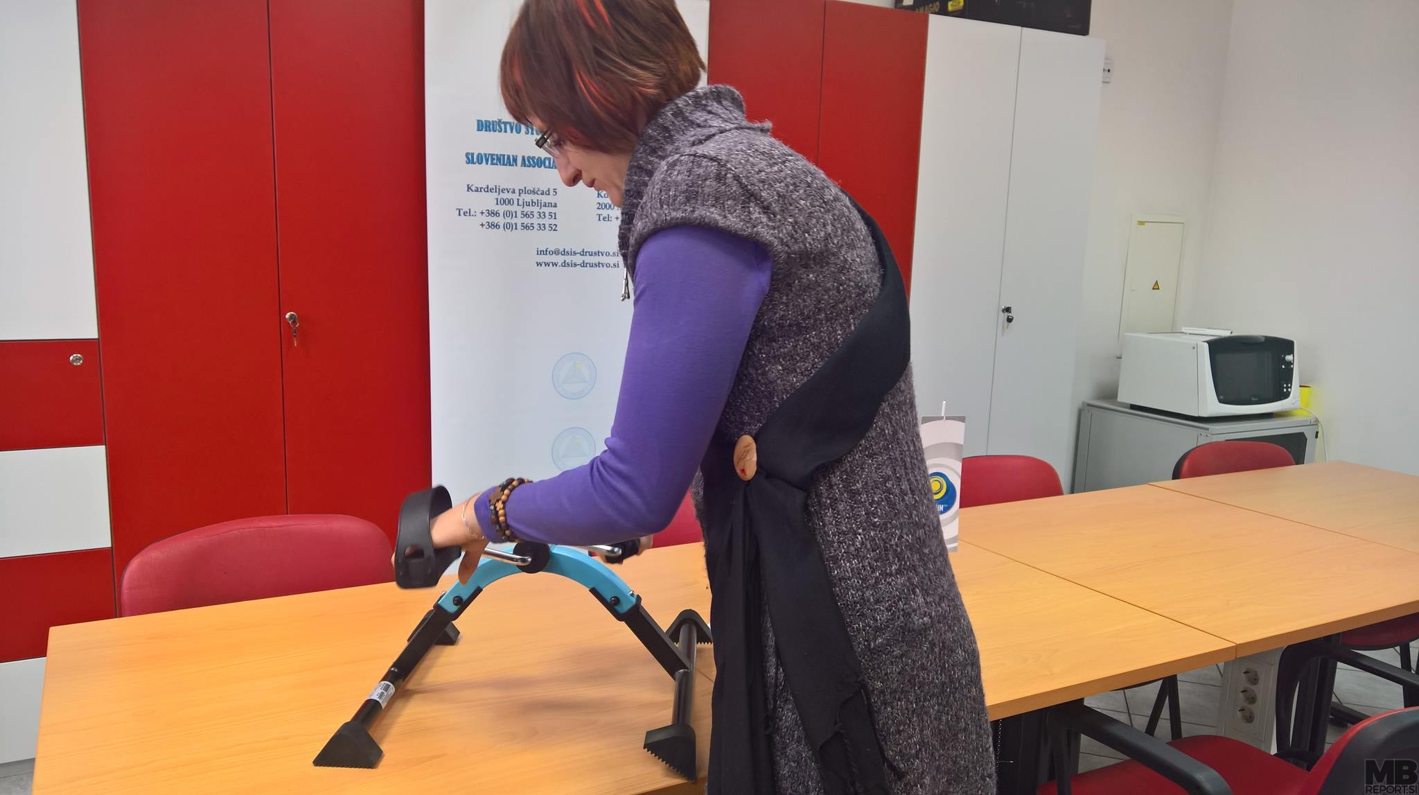 invalidi, pripomočki, šoum