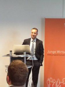 Simon Eržen; FOTO: Junge Wirtschaft Steiermark