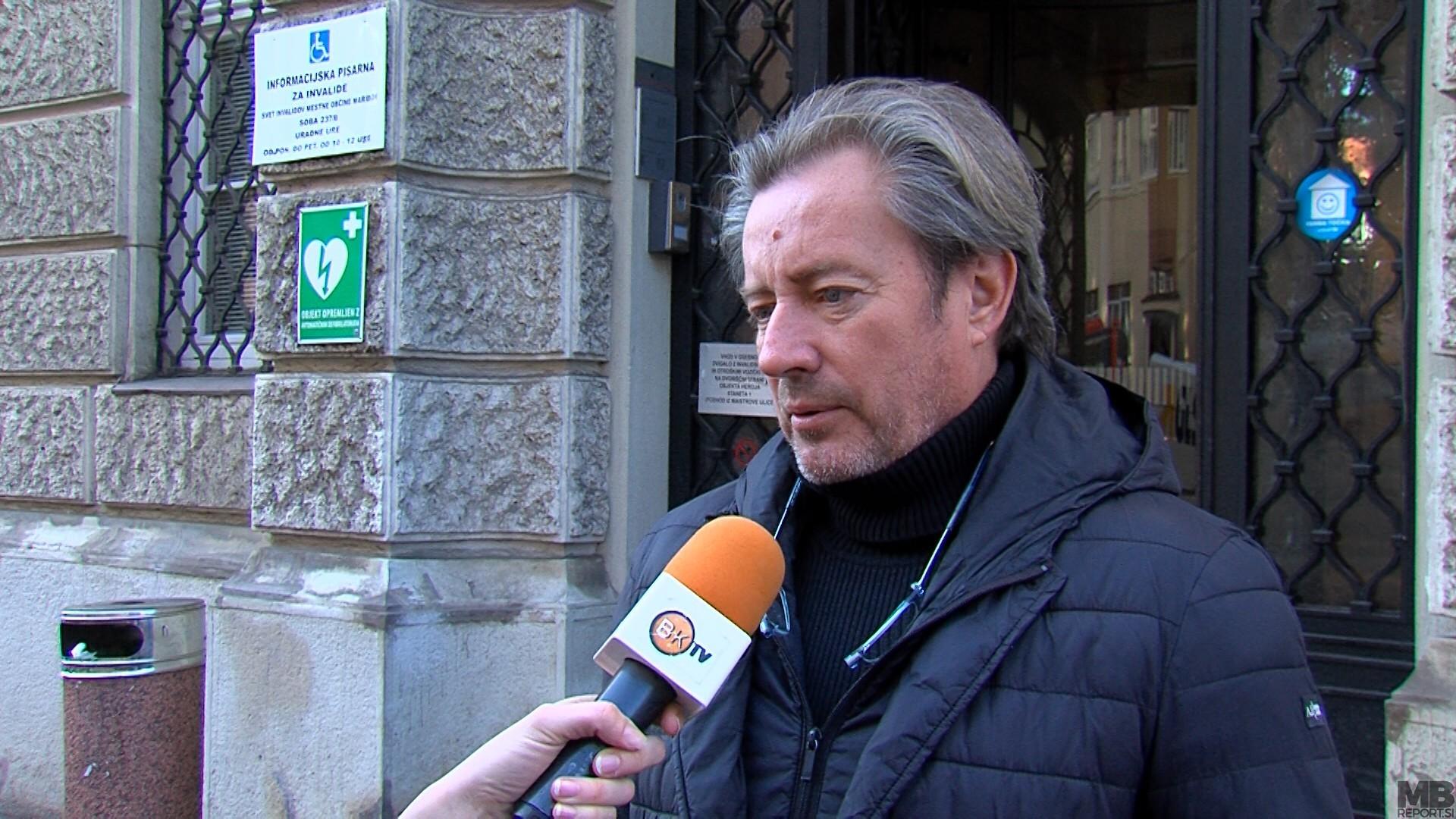 Vladimir Rukavina, direktor Narodnega doma Maribor