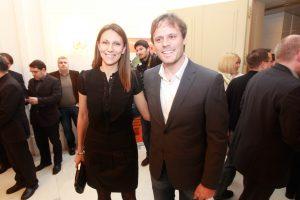 Žana in Dejan Vlaisavljević. Foto: MP Produkcija
