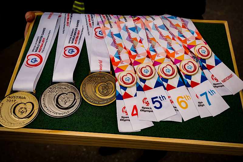 FOTO: Specialna olimpiada Slovenije