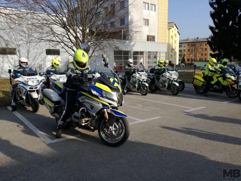 policisti motoristi