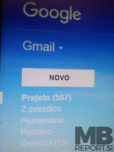 elektronska posta, email