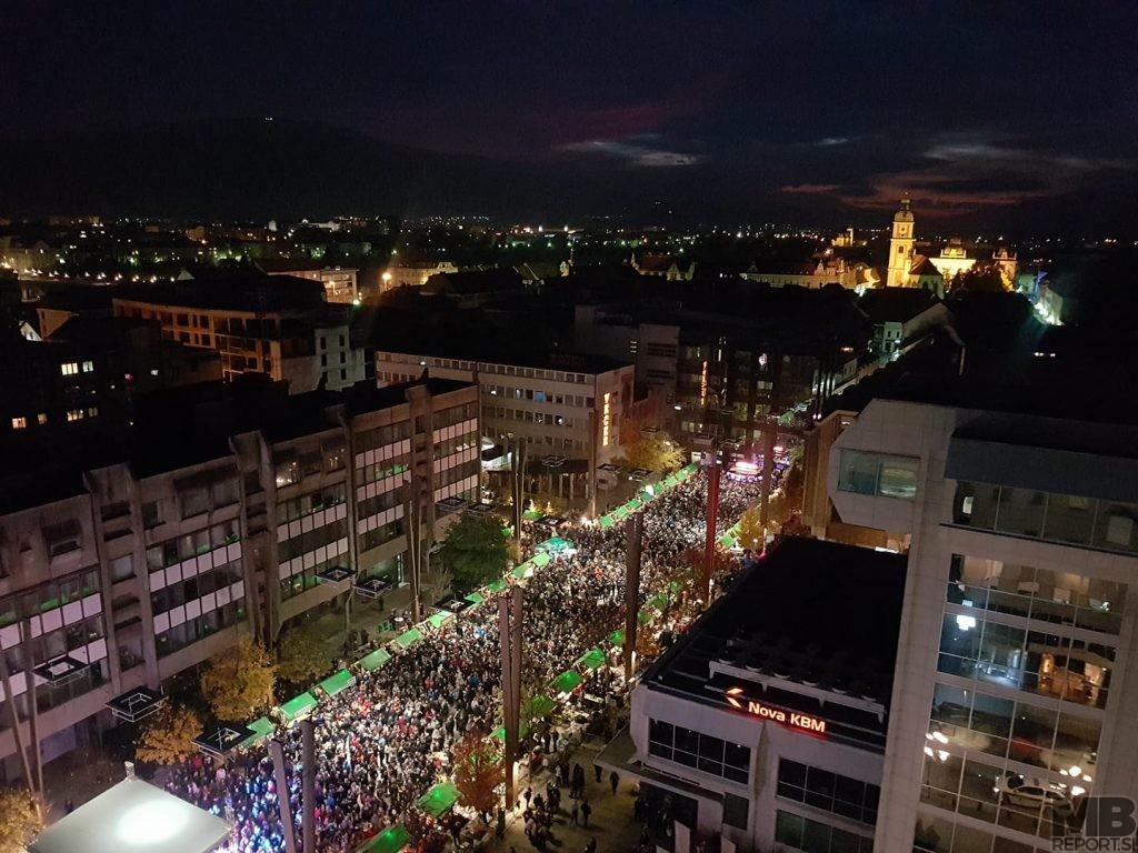 Martinovanje v Mariboru